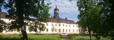 Svartsjö Slott är hemma scen för Helt Barockt