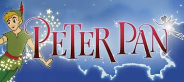 Peter Pan- Exklusivt gästspel - Succén från Rival intar Intiman i september