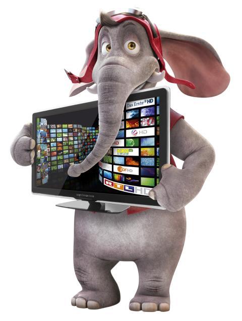 Ab 5. Dezember: primacom-Haushalte empfangen bis zu 46 HD-Sender