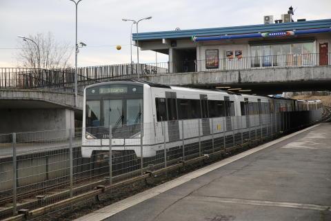 Østensjøbanen stenger for fornyelse og omfattende vedlikehold 7.april
