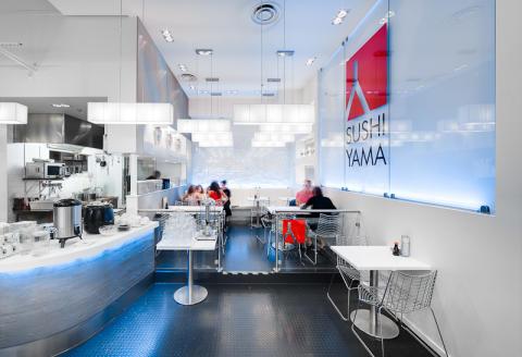 Sushi Yama - PK-huset