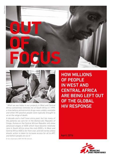 Rapport: Hivvård i Väst- och Centralafrika