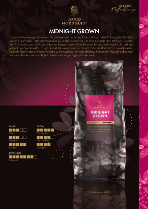 Produktblad Midnight Grown