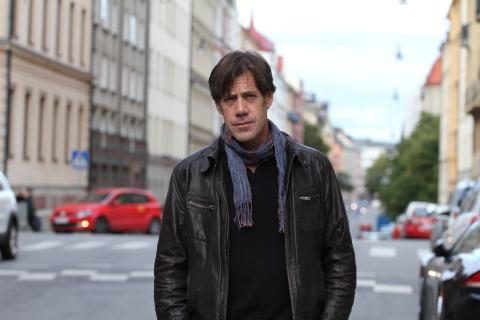 Prisade tv-producenten Niklas Hyland till Träffpunkt Idrott