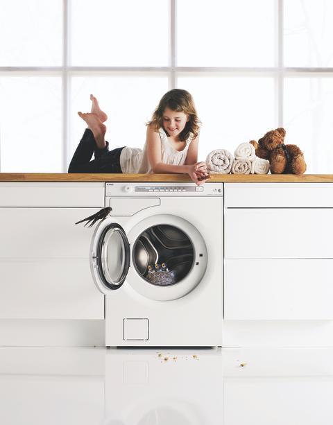 Skånsom vask for både mennesker og miljø