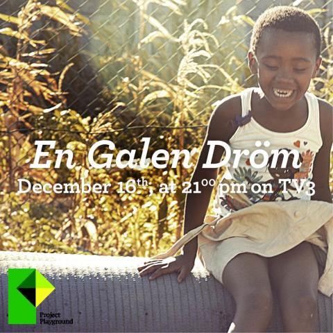 En Galen Dröm - en dokumentär om Project Playground
