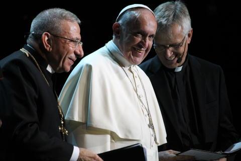 Lutheraner och katolik