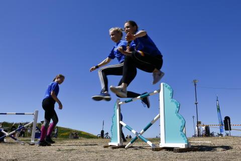 Almedalen: Ge plats för idrott