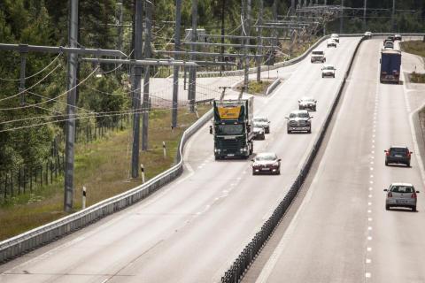 Siemens välkomnar svensk-tyskt samarbete för elektriska vägtransporter
