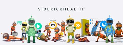 SidekickHealth lanserar program som förebygger stressrelaterade hälsoproblem