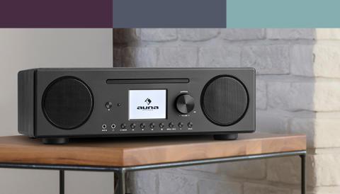 auna Connect CD: Grenzenloser Musikgenuss