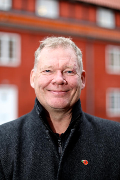 Finn Winkler er valgt som bestyrelsesmedlem til Military Work Danmark