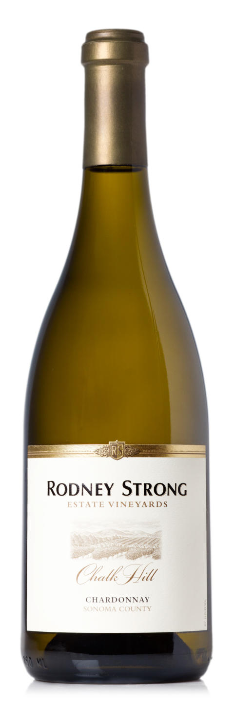 Rodney Strong Chalk Hill Chardonnay 2014 - guldvinnare!