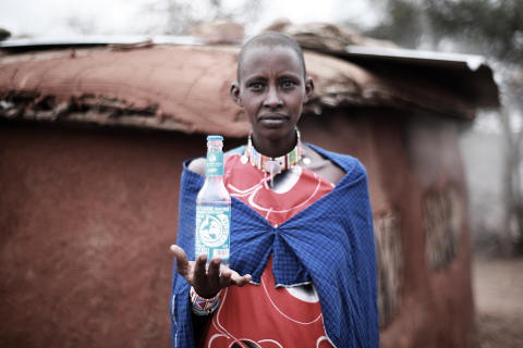 Projektbesuch bei den Massai in Kenia