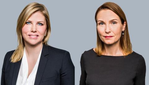 181220 Helena och Pia Ny ledning Malmö