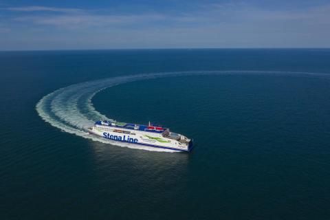 Stena Estrid successfully completes sea trials