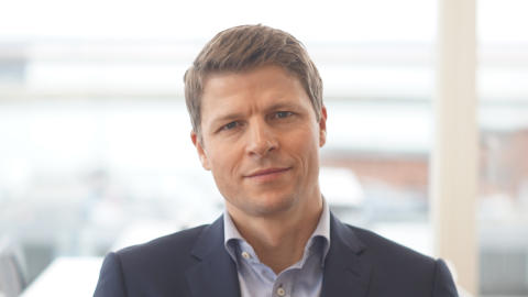Søren Karas – new CCO on the bridge