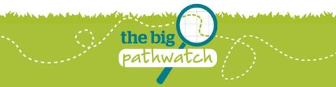 Supporting The Big Pathwatch survey