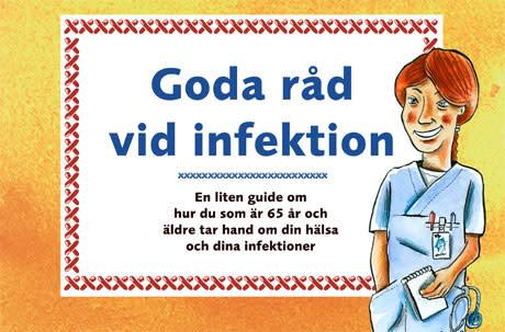Informationskampanj för minskad antibiotikaanvändning