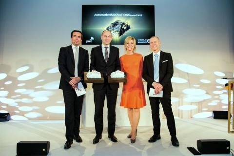 Automotive Innovations Award