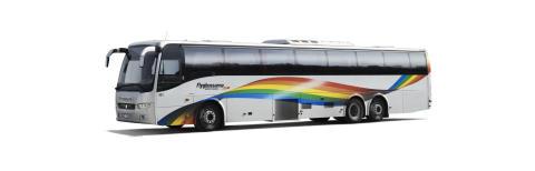 Flygbussarna trafikerar Solna strand och Sundbyberg