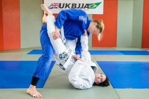 UKBJJA launches major sporting outreach campaign to make women and girls in the UK Unstoppable