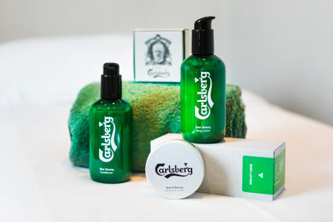 Carlsberg Beer Spa