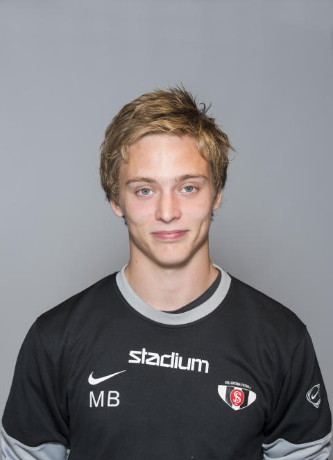 Woody Ungdomsledarstipendiat 2012 Maximilian Bergman Olson