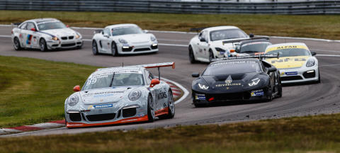 Swedish GT 2016. Foto: Jerry Karlgren/STCC