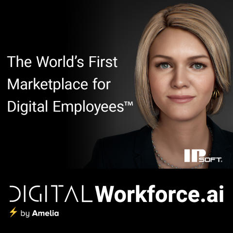 IPsoft Introduces the World's First Marketplace for Digital Employees™: DigitalWorkforce.ai