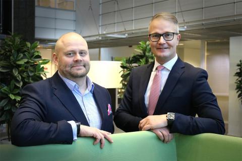 Två starka finländska bankgrupper inleder omfattande produktsamarbete