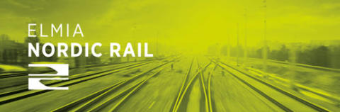 Elmia Nordic Rail 8-10 oktober 2019