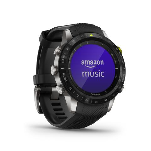 MARQ Athlete mit Amazon Music