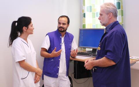 Startar introduktionsprogram för läkare utbildade utomlands
