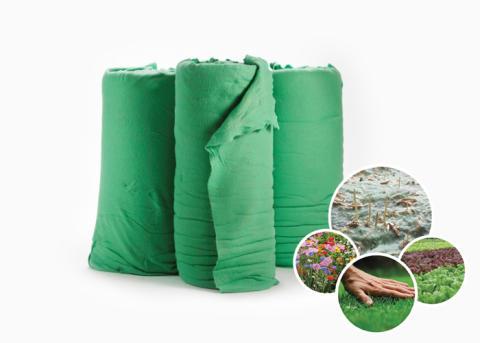 Turfquick, biologisk nedbrytbar textil – Vinnare av Årets Trädgårdsprodukt 2019