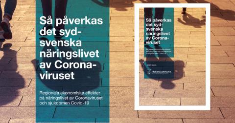 Ny rapport: Så påverkas det sydsvenska näringslivet av Coronaviruset