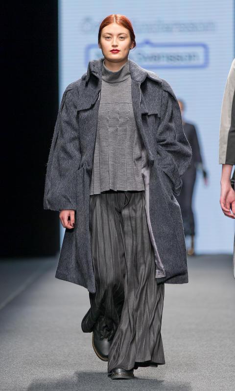 Nhina Svensson inspirerad av Örjan Andersson