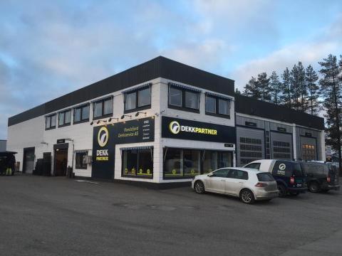 DekkTeam styrker sin posisjon med oppkjøp av Randsfjord Dekkservice AS!