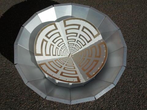 En bredbandsmatare för det kommande jätteteleskopet SKA