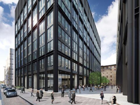 HMRC confirms location of Glasgow Regional Centre