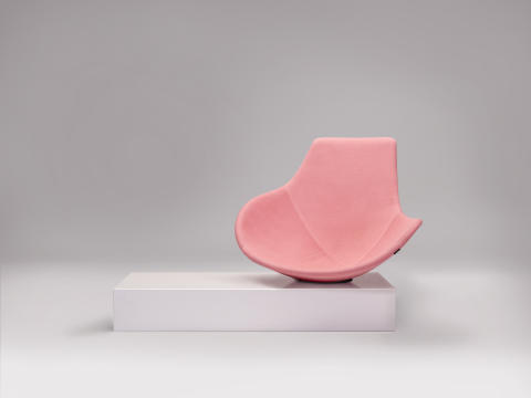 Babled easy chair  by Emmanuel Babled