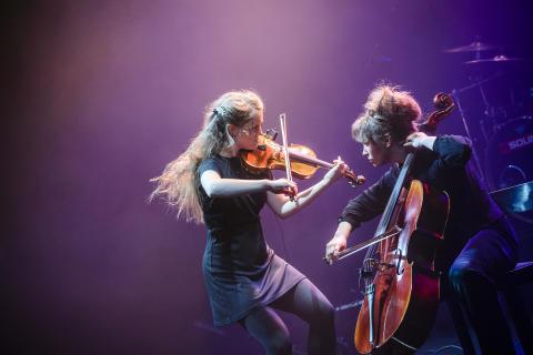 Musik Direkt Riksfestival - Duo Systrami 2