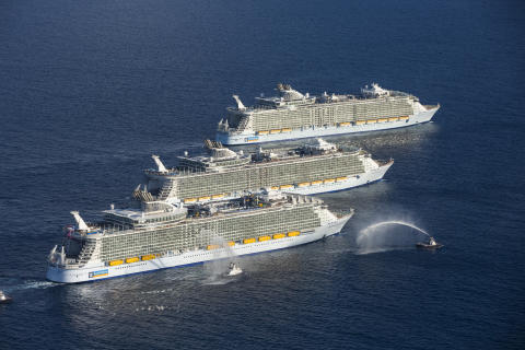 ​Cruiserederiet RCL utnevner ny Head of Sales i Norden
