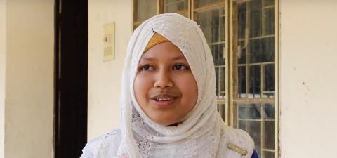 TBS Västerås gör skillnad för flickskola i Bangladesh
