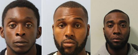 Three jailed for GBH - Southwark
