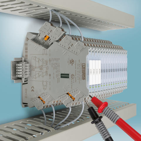 Ny ultrakompakt skilleforstærker med UL-godkendelse