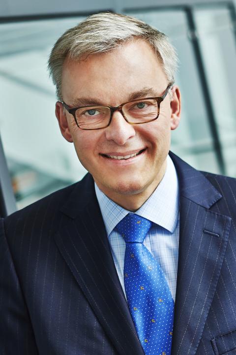 CCO Morten Haure Petersen