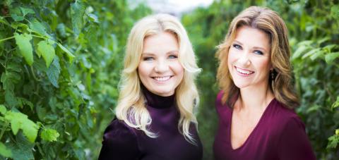 Prinsesse Märtha Louise og Elisabeth Nordeng om livet som sensitiv