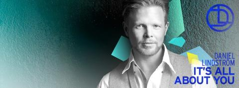 Första IDOL vinnaren Daniel Lindström, ger ut ny singel, It's All About You