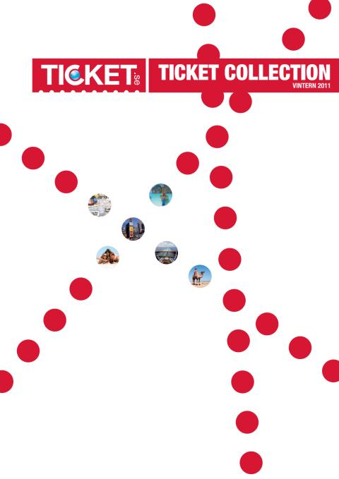Ticket Collection vintern 2011/2012 - Riks